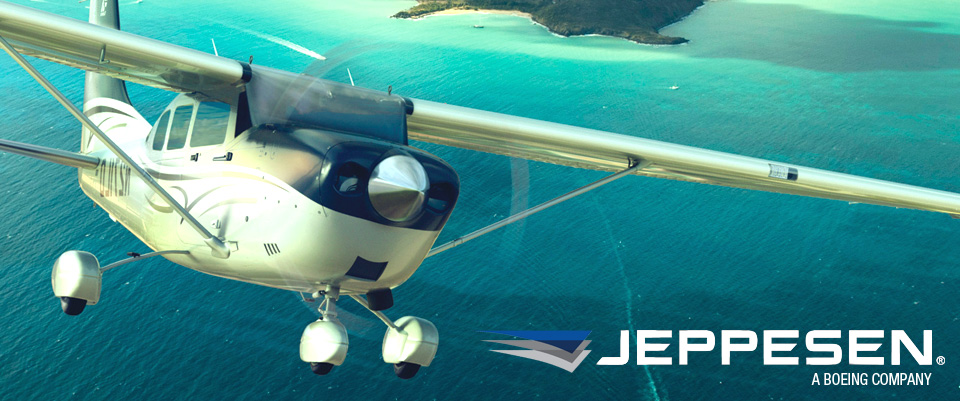 Proud to Offer Jeppesen Aviation Training