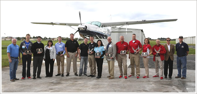 All AOPA 2014 Award Winners