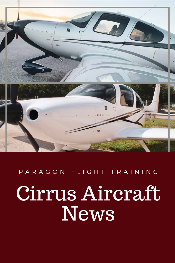 We are proudly a certified Cirrus Aircraft Training Center. In the result of a recent expansion, we now have three Cirrus aircraft as a part of our fleet. ||  #planetravel #aircraft #travelhacks #pilotuniform