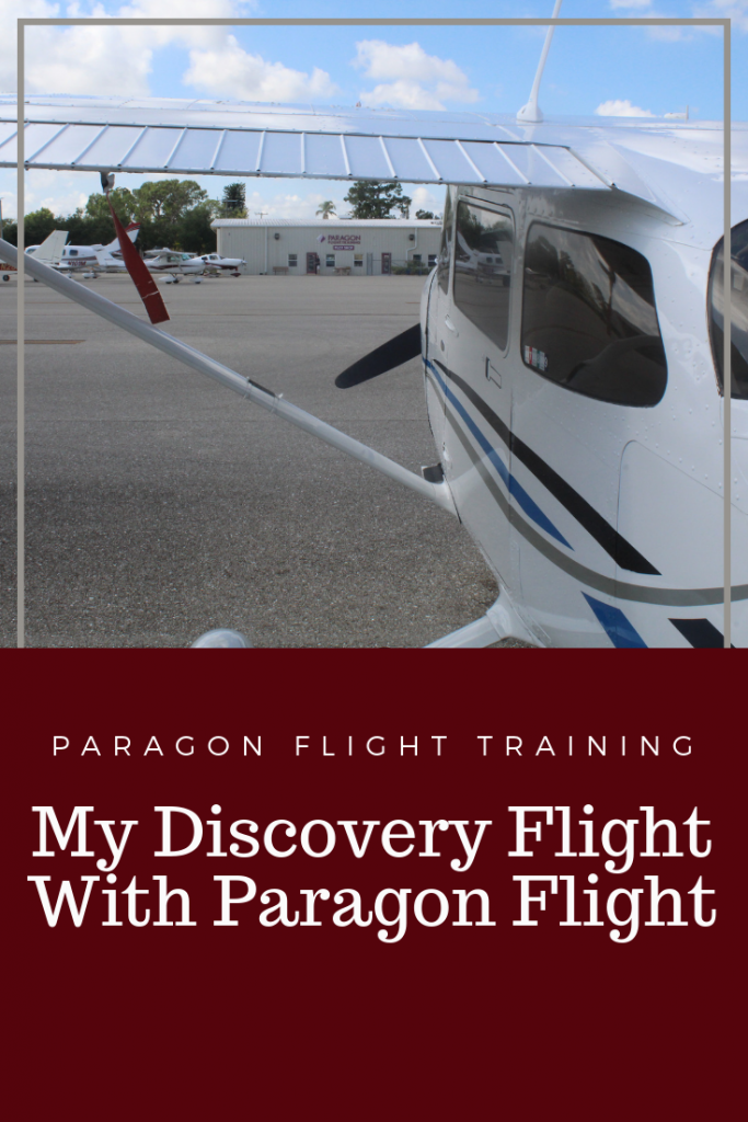 The aviation experience || My Discovery Flight With Paragon || Paragon Flight Training in Fort Myers, Florida || Become a pilot || Pilot training || aviation quotes